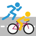 Running & Bicycle Races