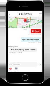 Safe2SpeakUp app